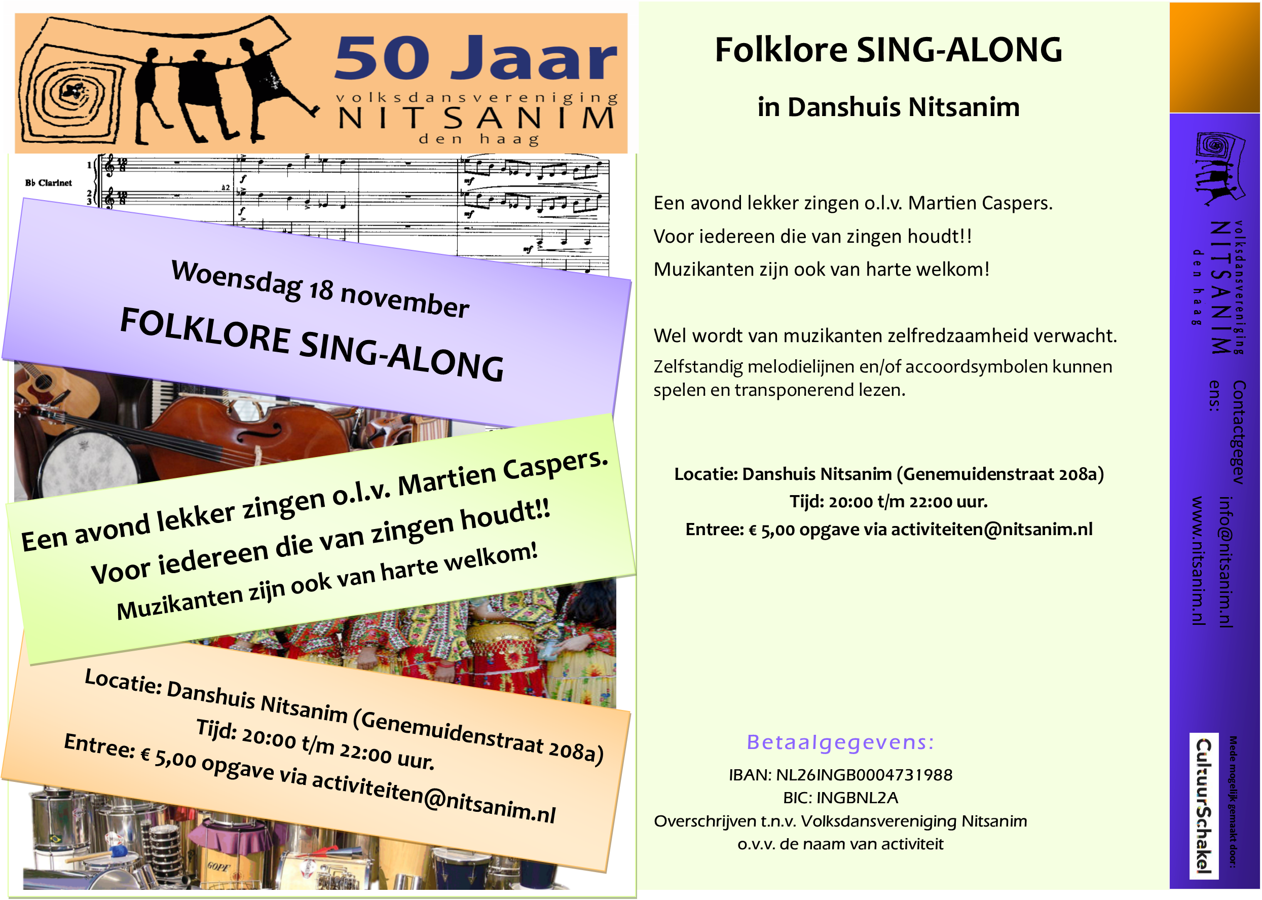 2015-10-18 Jubileum Sing-along flyerv3